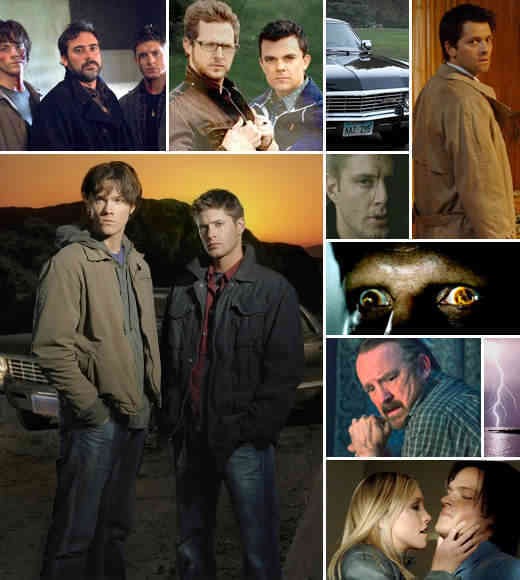 'Supernatural': Notable Quotables: Supernatural may be heavy on the epic apocalyptic angst, but that doesnt keep Sam and Dean Winchester (and their entourage of hunters, demons, angels, and random hot girls) from making us laugh every week. It wasnt easy to narrow down seven seasons of smart-aleck remarks and hilarious insults... but we suffered through hours of Jared Padalecki and Jensen Ackles to bring you the best of the best.  -- Carina MacKenzie, Zap2it