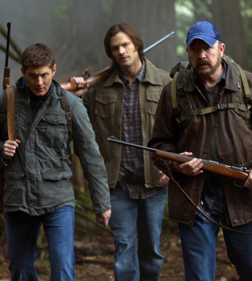 'Supernatural': Notable Quotables: Sam: Okay, so whatever turned Gerry Browder into a pumpkinhead... is currently turning Dean into an idiot. Dean: Im right here. Right here.