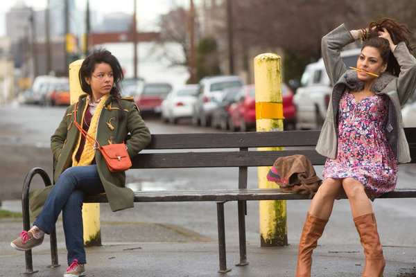 While a busy single mom juggles work, bills and romance, her neglected teenage daughter is eager to skip over adolescence into adulthood. With Eva Mendes, Matthew Modine, Patricia Arquette and Cierra Ramirez. Written by Hiram Martinez. Directed by Patricia Riggen.