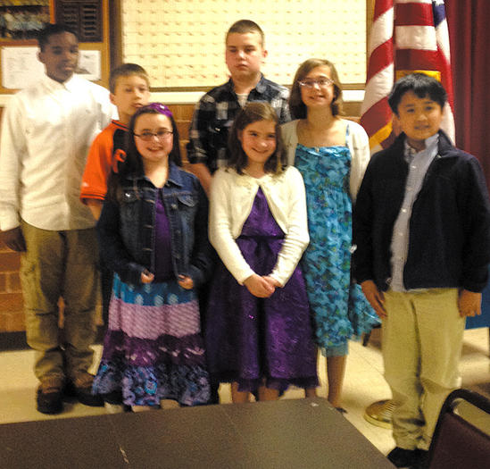 Essay contest finalists