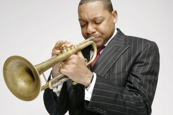 Wynton Marsalis plays three shows at the Symphony Center this weekend.