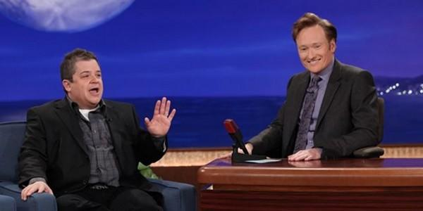 Both Patton Oswald (left) and Conan O'Brien will be part of this summer's TBS Just For Laughs Chicago Comedy Festival.