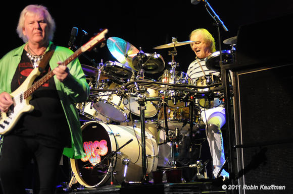 Yes is scheduled to perform in Portsmouth in August.
