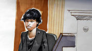 "RedEye is on the scene at the Cook County Courthouse, where the trial for William Balfour, who is accused of killing three members of actress and singer <a id=""PECLB000885"" class=""taxInlineTagLink"" title=""Jennifer Hudson"" href=""http://www.chicagotribune.com/topic/entertainment/music/jennifer-hudson-PECLB000885.topic"">Jennifer Hudson</a>'s family in 2008, is taking place. Here are some dispathces from the trial so far, and will be updated as new information unfolds:"