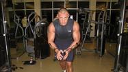 Stretching, flexibility are key, professional wrestler says