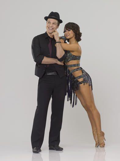 Gavin DeGraw and Karina Smirnoff.