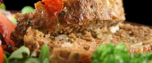 Bethenny Frankel's  healthy meatloaf recipe