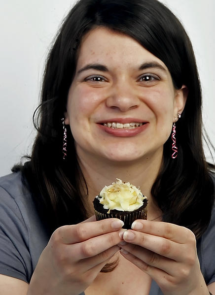 Carla Cardello of McConnellsburg, Pa., was the winner of The Herald-Mail's 2012 Cupcake Contest. Cardello's chocolate coconut cupcake was selected from a field of 32 entries.