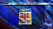 Hot Wheels car honoring Dan Wheldon unveiled