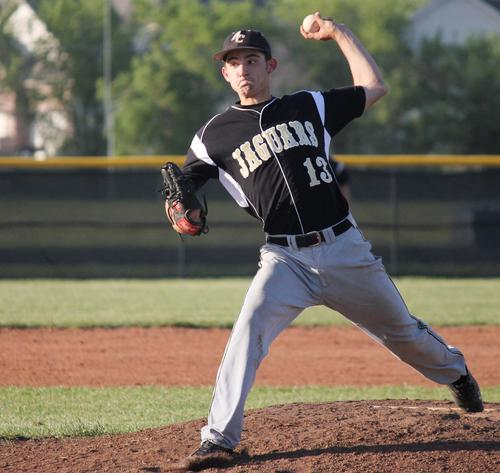 Andover Central swept a doubleheader with Ark City, taking game one 9-0 and using big innings to win the nightcap 11-4.