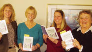 The Women's Resource Center received books as part of World Book Night on Monday.