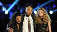 'The Voice' recap: Adam and Cee Lo make final cuts