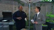 Chef Julius stopped by WGN to give some healthy and easy grilling tips just in time for summer.