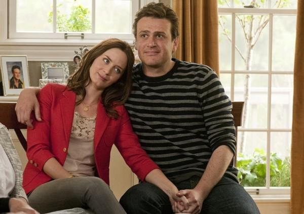 We have high hopes for this romantic comedy because the long-delayed to-be-married couple is played by Jason Segel and Emily Blunt, who we want to be married in real life. Also, it actually looks funny, as opposed to, say, 97 percent of all rom-coms. Out Friday.