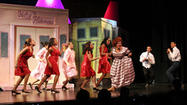 2012 Freddys: Dieruff High School performs 'Hairspray'