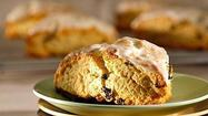 Eat Beat:Sweetie Pies Bakery's Orange Breakfast Scones