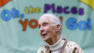 Photo Gallery: Primatologist Jane Goodall named Grand Marshal for Tournament of Roses