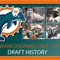 Miami Draft History 1967-1970