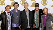 "<span style=""font-size: 10pt;"">The<span class=""Apple-converted-space""> </span><strong>Beach Boys</strong><span class=""Apple-converted-space""> </span>kicked off their highly anticipated 50th Anniversary tour last night in Tucson, AZ. Also on Tuesday, the reunited seminal Southern California group released a<span class=""Apple-converted-space""> </span><a href=""http://www.youtube.com/watch?v=_581oQjCwnE&ob=av2e"" target=""_blank""><span style=""text-decoration: none;"">video</span><span class=""Apple-converted-space""> </span></a>""Single Sizzle Reel"" featuring snippets of the band's forthcoming brand new radio single ""That's Why God Made the Radio,"" the first taste of the Rock and Roll Hall of Famer's upcoming all-new studio album, due June 5.</span>"