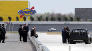 PICTURES: Goodyear tire test at Pocono Raceway.