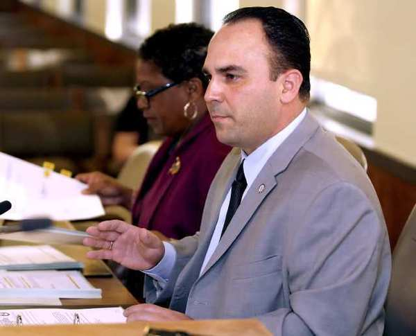 Glendale City Manager Scott Ochoa warned that there could be layoffs in June.