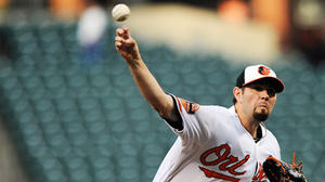 Hammel sparkles as Orioles beat Blue Jays, 3-0