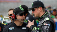 NASCAR Sprint Cup regular Kurt Busch will run the Nationwide race at Iowa Speedway on May 20.