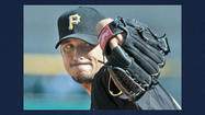 PITTSBURGH (AP) — Carlos Gonzalez shielded his eyes from the sun and stuck out his glove.