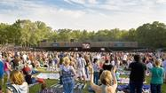 Merriweather Post Pavilion to host eclectic mix this season