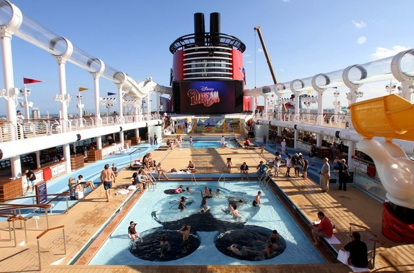 Pictures: The most unique cruise ship features - Disney Dream