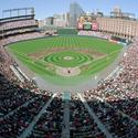 Oriole Park at Camden Yards makes a stunning debut (1992)