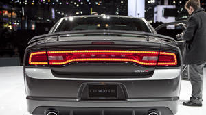 Dodge Charger SRT8 revs up your need for speed