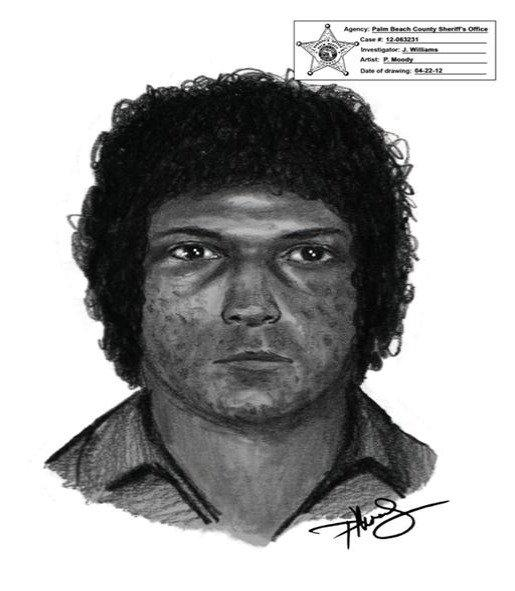 Palm Beach County Sheriffs detectives are hoping a composite sketch will lead them to a purse snatching suspect near Boynton Beach.