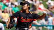 Orioles notebook: Tommy John surgery possible for Tsuyoshi Wada