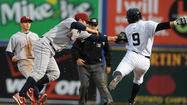 PICTURES:  Scranton Wilkes-Barre Yankees vs. Lehigh Valley IronPigs.