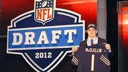 Bears top pick — nice story, maybe