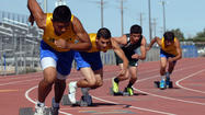 Thursday's track and field meet here between Holtville High and Brawley Union High in Brawley produced a handful of qualifications for the Imperial Valley League Finals.