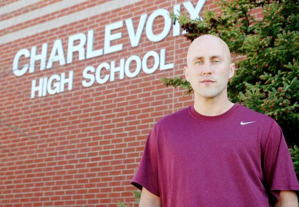 Jason Katt is the new Charlevoix High School football coach. Katt, 37, was the defensive coordinator at Lowell High School for the past 14 years, helping the Red Arrows to three state championships during his tenure.