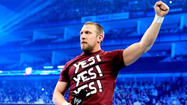 'Incredible' support from fans has WWE superstar Daniel Bryan primed for Extreme Rules