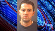 A Fishers man was arrested Thursday for allegedly engaging in sexual activity with a minor he met on the internet.