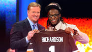 Ravens' AFC North rivals got better on Day 1 of NFL draft