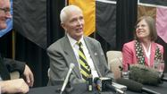 Photos: New WSU President