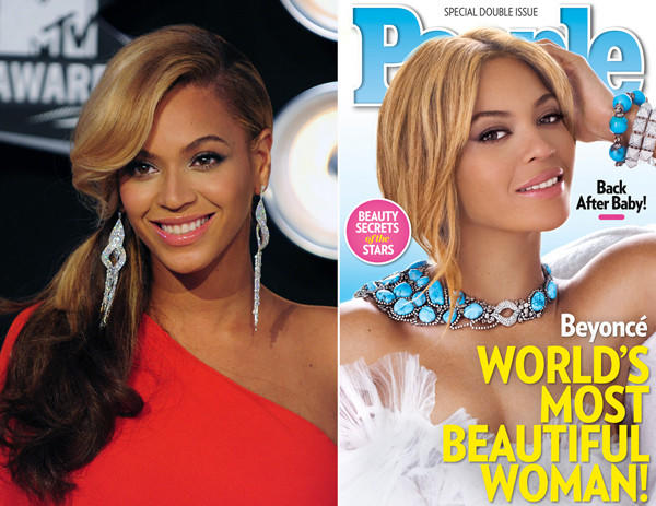 "Motherhood looks good on you, Beyonce. Especially in the eyes of People magazine, which named the entertainment dynamo <a href=""http://www.latimes.com/entertainment/gossip/la-et-mg-beyonce-most-beautiful-woman-2012,0,6396235.story?track=icymi"">its world's most beautiful woman for 2012</a>. ""I feel more beautiful than I've ever felt because I've given birth,"" she told the magazine."