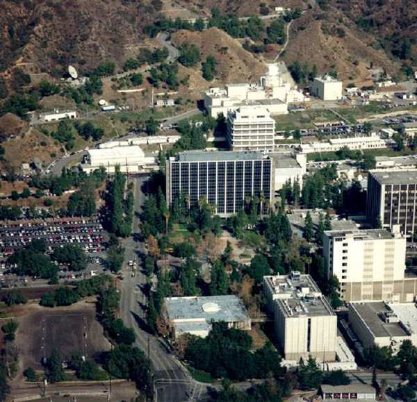 The Jet Propulsion Laboratory in La Canada Flintridge faces another budget cut, but it most likely won't slash jobs, officials say. (File photo)