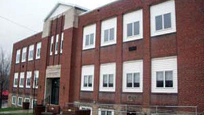 Meyersdale Borough building