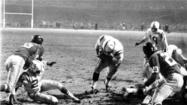 The Colts beat the New York Giants in 'The Greatest Game Ever Played' (1958)