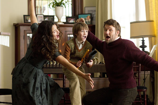 "Jennifer Garner and Joel Edgerton (""Warrior"") star in this family flick about parents who bury a box of wishes for what their child would be like, and from the dirt pops a kid whose live parallels their plan. Quite the summer of movies about people spontaneously appearing from unlikely places, huh?"