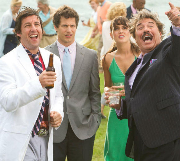 2012 Summer Movie Guide: Its a mystery why Andy Samberg hasnt played Adam Sandlers son already. In Thats My Boy, this irresponsible dad shows up, uninvited, to his sons wedding. Hijinks ensue. As long as Sandler isnt in drag, they might actually be funny.  Release date: June 15  Jenna Busch, Zap2it