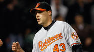 After four nights at Saint Agnes Hospital, Orioles reliever <strong>Jim Johnson</strong> was finally released Friday morning after a severe case of food poisoning.