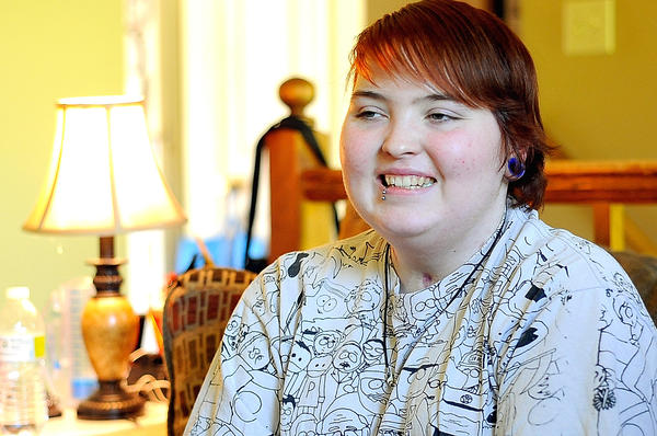 Martinsburg resident Victoria Chakwin recently had a double lung transplant and will be attending her prom at Hedgesville High School Saturday night.